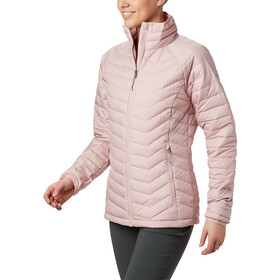Columbia Powder Lite Jacket Women dusty pink